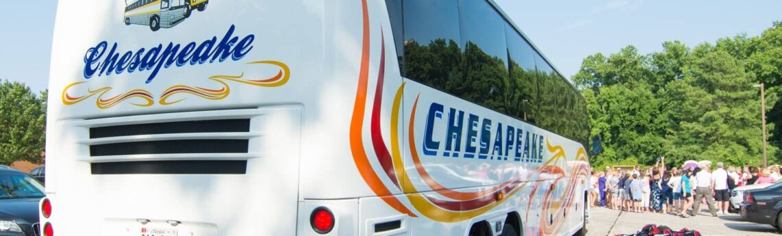 Choosing the Right Charter Bus for Your Group