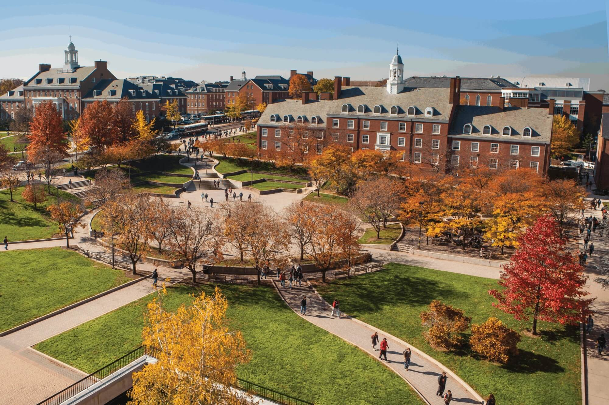 tour Maryland colleges 2