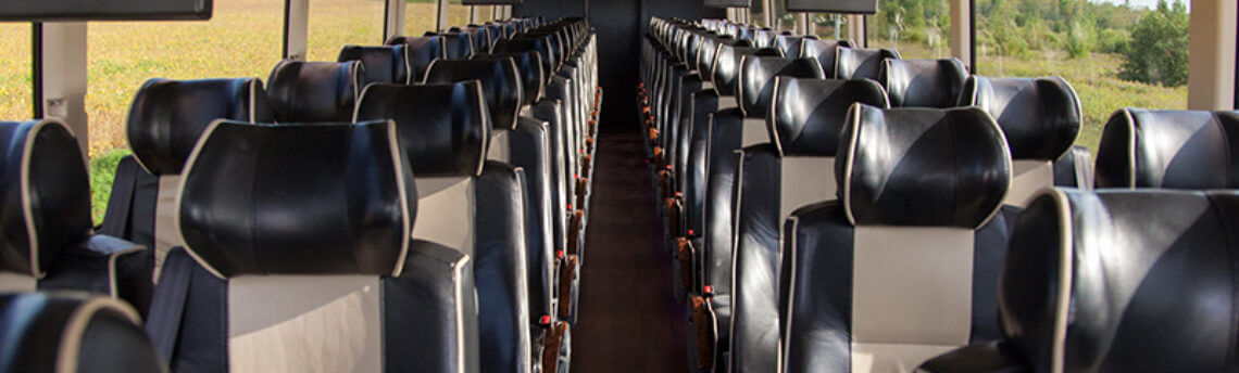 5 Reasons You Should Consider a Charter Bus