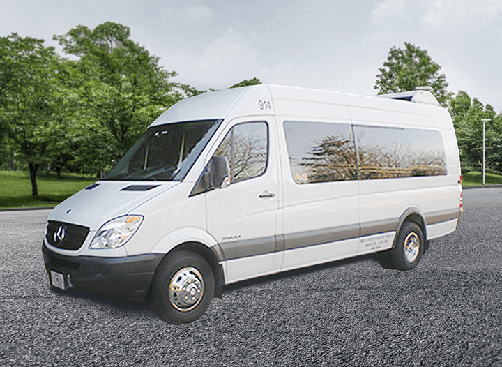 charter bus for your group Mini Motorcoach