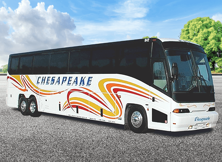 charter bus for your group Modern Motorcoach