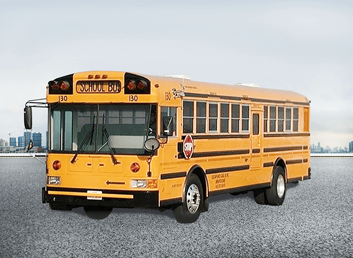 charter bus for your group School Bus