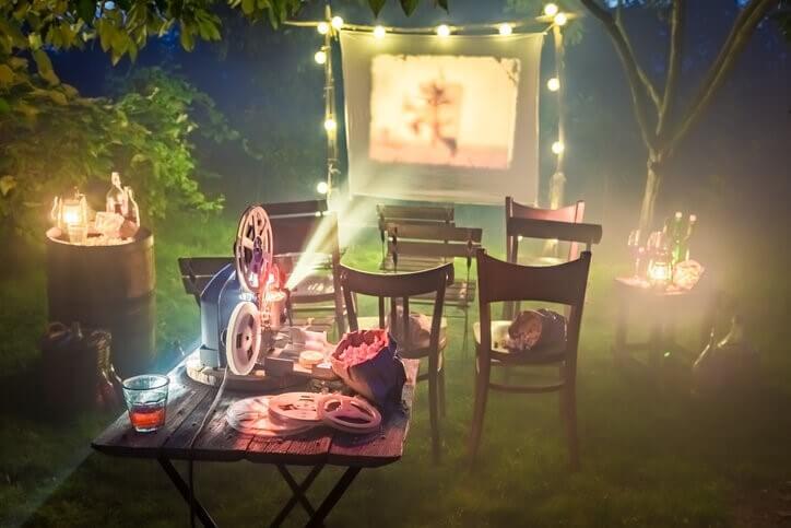 summer trip ideas movie theater