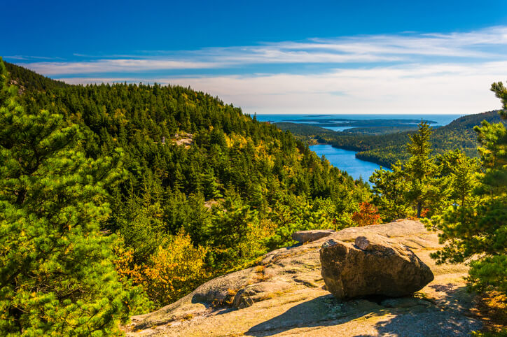 Acadia National Park - Best Places to Travel to Safely in 2021