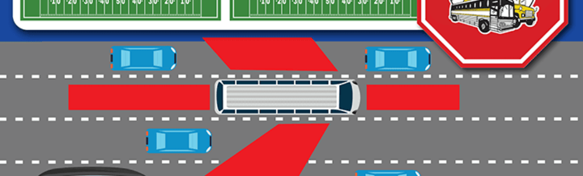 Driving Around Buses And How to Stay Safe