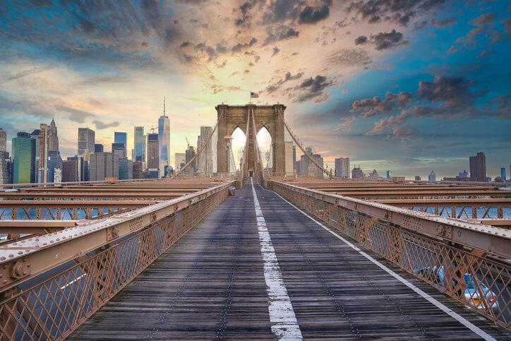 Girlfriend Trip Ideas - New York City